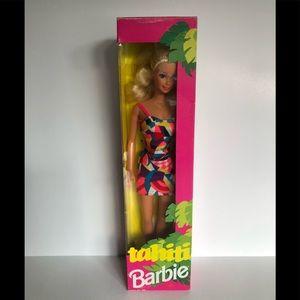 Tahiti Barbie